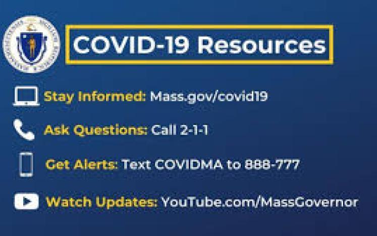 COVID-19 MA UPDATES