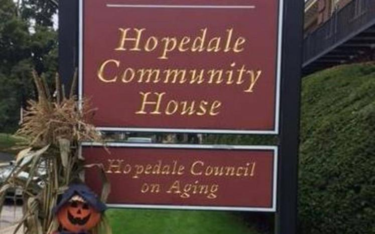 Hopedale COA